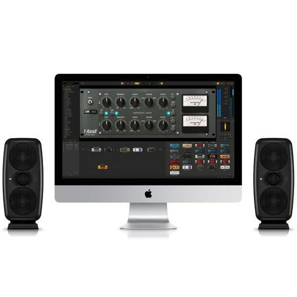 【2本セット】 IK Multimedia(アイケーマルチメディア) / iLoud MTM - コンパクトリファレンス モニタースピーカー -