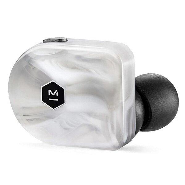 MASTER & DYNAMIC / MW07 (White Marble) Bluetooth対応 完全ワイヤレスイヤホン 【直輸入品】