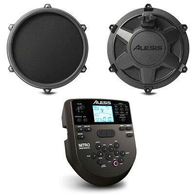 Alesis(アレシス) / NITRO MESH KIT [8ピース・メッシュヘッド電子ドラム エレドラ] 【次回7月以降入荷予定】 画像2