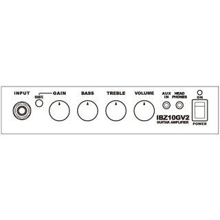 【初心者コンプリートセット】Ibanez(アイバニーズ)/GRX70QA-TKS[GIO:Ibanez]-エレキギターコンボアンプセット-