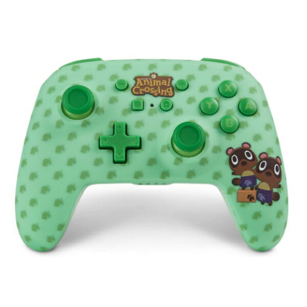 Nintendo Switch, 周辺機器 PowerA animal crossing () Nintendo Switch Bluetooth