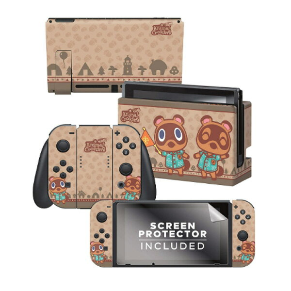 Nintendo Switch, 周辺機器 Controller Gear animal crossing ( ) Nintendo Switch