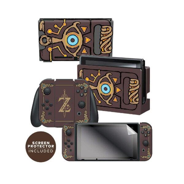 Nintendo Switch, 周辺機器  Controller Gear The Legend of Zelda (Sheikah Slate) Nintendo Switch
