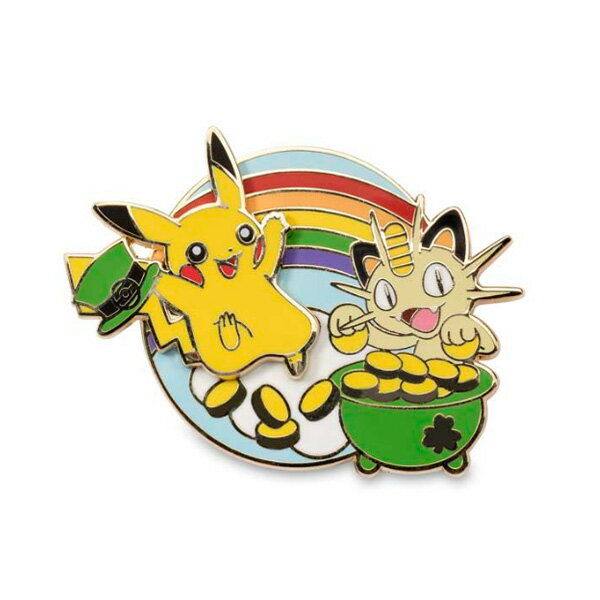 爪ケア用品, 猫用爪とぎ Pokemon Center() Leaping Into Luck Sliding Celebrations Pok mon Pin