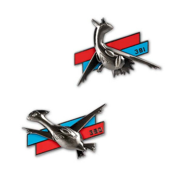 爪ケア用品, 猫用爪とぎ Pokemon Center() Latias Latios Better Together Pok mon Pins (2-Pack)
