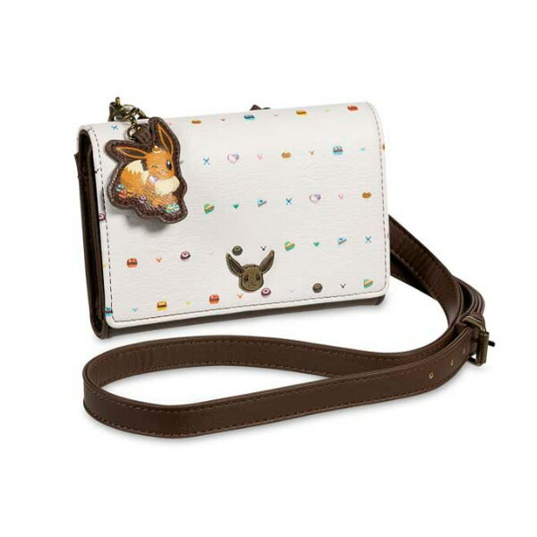 爪ケア用品, 猫用爪とぎ Pokemon Center() Eevee Sweet Choices Crossbody Wallet by Loungefly