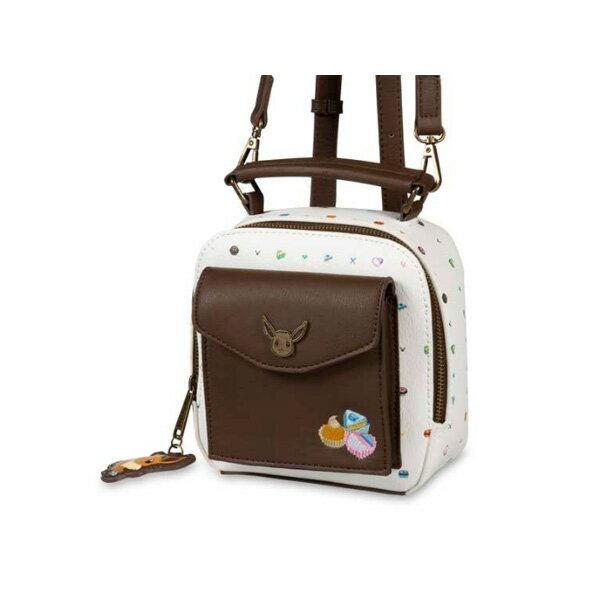 爪ケア用品, 猫用爪とぎ Pokemon Center() Eevee Sweet Choices Convertible Mini Backpack by Loungefly
