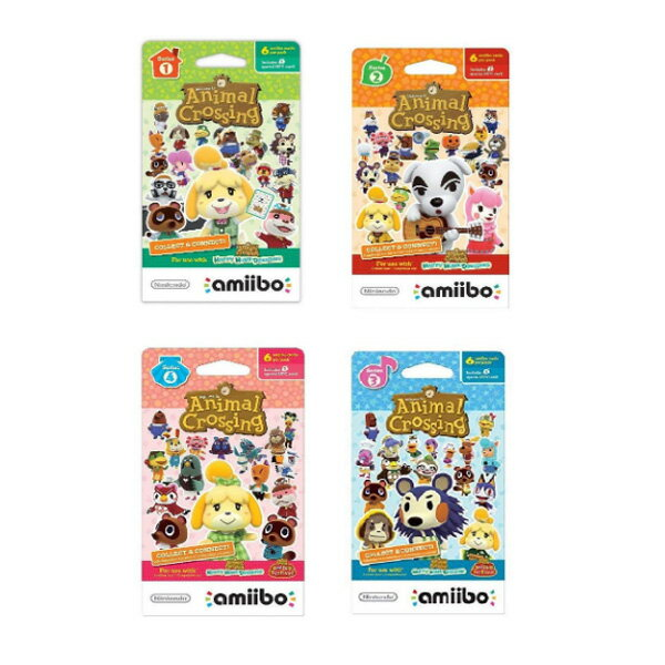 プレイステーション4, 周辺機器 Nintendo() Animal Crossing amiibo Cards amiibo