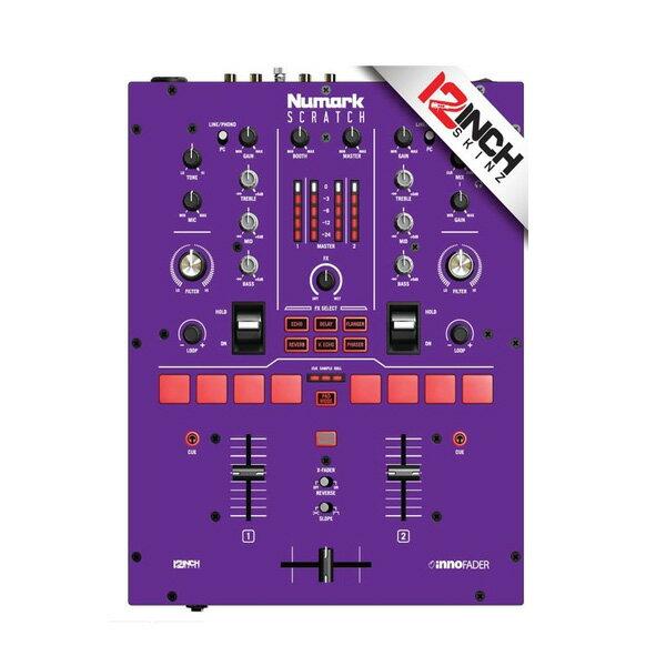 DJ機器, その他 12inch SKINZ Numark Scratch Skinz ) Scratch