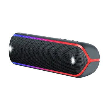 Sony(ソニー) / SRS-XB32 / ブラック / ワイヤレスポータブルスピーカー