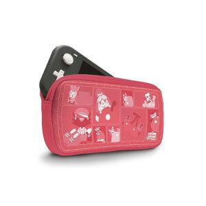 Controller Gear / animal crossing どうぶつの森 / 海外限定 公式ライセンス品 / Switch Lite用 スイッチライト用ケース