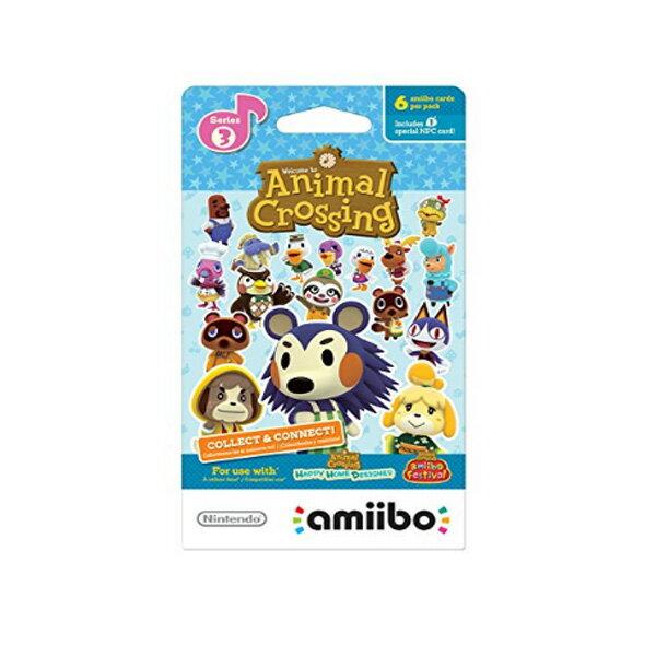 プレイステーション4, 周辺機器  Nintendo() Animal Crossing amiibo Cards 3 6 amiibo