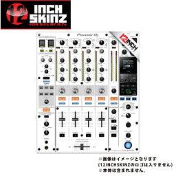 12inch SKINZ / Pioneer DJM-900NXS2 SKINZ (White/Gray) 【DJM-900NXS2用スキン】