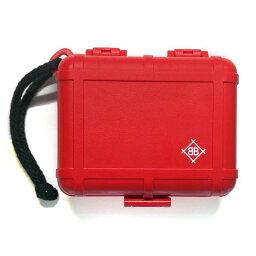 Black Box Cartridge Case (Special Red) 【Shure / Ortofon 等の主要メーカーカートリッジに対応】 カートリッジケース