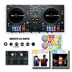 3大特典付 【Serato DJ Suiteセット】RANE(レーン) / ONE モーター駆動PCDJコントローラー 【Serato DJ Pro付属、DVS有償対応】 【本体 在庫アリ】