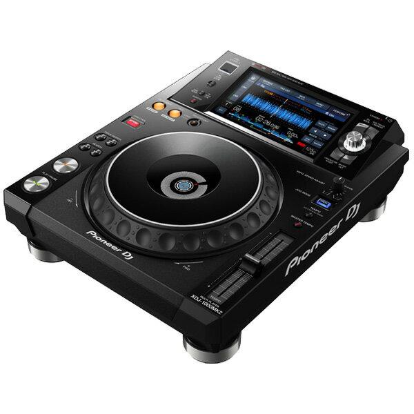DJ機器, CDJプレイヤー Pioneer() XDJ-1000MK2 -DJ-