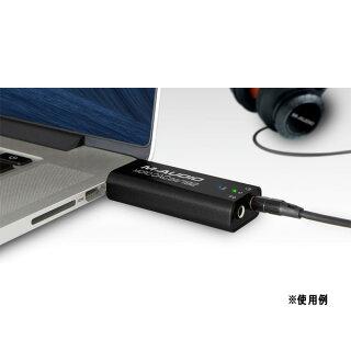 M-Audio(エム・オーディオ)/MicroDAC24/192-24bit/192kHzハイレゾ対応USBDAC-