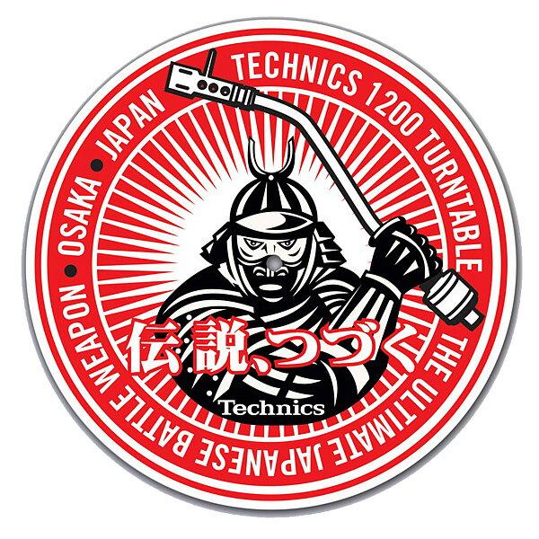 DJ機器, その他 Technics() Slipmats (Samurai DJ) - (21) -