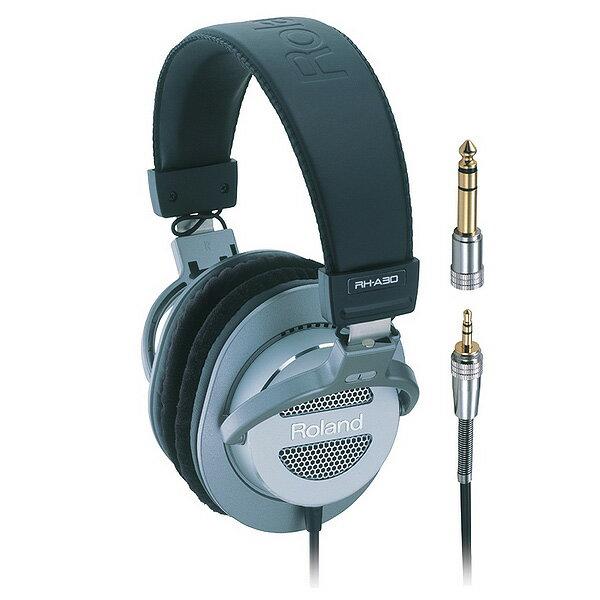 オーディオ, ヘッドホン・イヤホン 1 Roland() RH-A30 - -