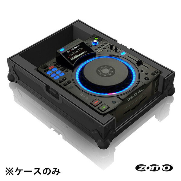 DJ機器, その他 Zomo() Flightcase SC2900 NSE DENON SC2900 SC3900 - CDJ -