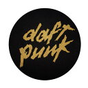 Daft Punk (ダフト・パンク) Slipmats スリップマット (2枚/1ペア)