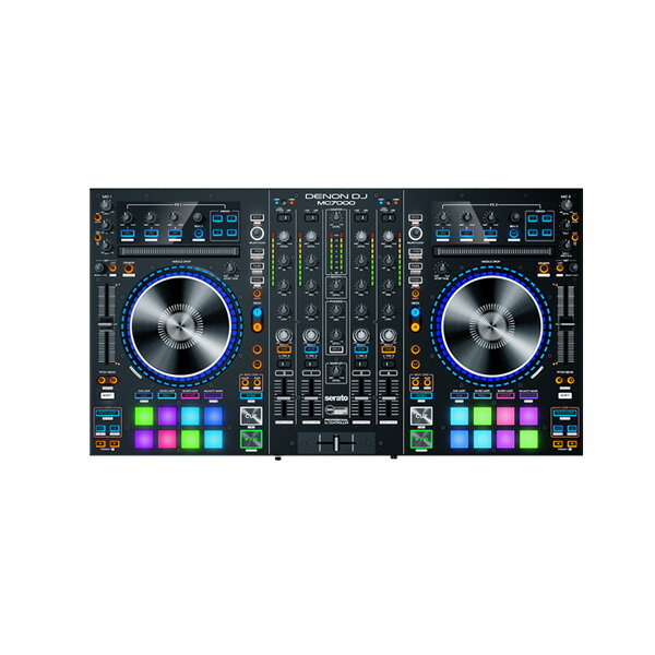 DJ機器, DJコントローラー 3 Denon() MC7000 - PCDJ - Serato DJPitchn Time DJ