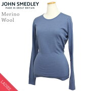JohnSmedley����󥹥�ɥ졼PAVILLION��ǥ��������Υ����륯�롼�˥å�[SAXONYBLUE]����̵���֥롼���졼�����������åȥ����ѹ���MADEINENGLANDUK��ŷ���Ρ�RCP��