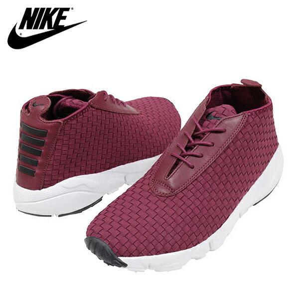 メンズ靴, スニーカー NIKE AIR FOOTSCAPE DESERT CHUKKA QS BURGUNDY NIKE LAB HTM ACG 637162-600 RCP