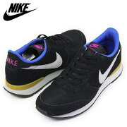 NIKE�ʥ���INTERNATINALISTLEATHER���ˡ�����[BLACK/SILVER]���󥿡��ʥ���ʥꥹ�ȥ�ȥ���˥󥰥��塼����󥺥֥�å���������ѷ�631755-003����̵����ŷ���Ρ�RCP��