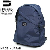 Fredrik Packers フレドリックパッカーズ 聖林公司別注 EXPEDITION PACK デイパック [NAVY] リュックサック ネイビー 紺 アウトドア 通勤 通学 MADE IN JAPAN HRM 日本製 送料無料 楽天 通販 【RCP】