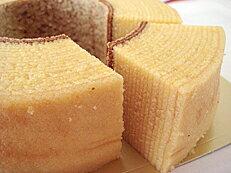 驚きのなめらかさとしっとり感岩手県遠野産の発芽玄米粉使用遠野バウム【がんばろう!岩手】
