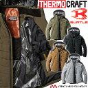 ●[12月中旬入荷先行予約]防寒服 バートル BURTLE サーモクラフト 防寒ジャケット(単品) 5270 THERMOCRAFT