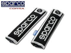 SPARCO スパルココルサショルダーパッド/classic ブラック