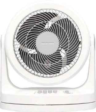 アイリスオーヤマ 大型サーキュレーター ホワイト <PCF-HM23-W> PCFHM23W【静音 首振りタイプ有 3連 壁掛け ボルネード 扇風機 工場扇 価格 おすすめ 人気 比較 16200円以上送料無料 最安値挑戦】