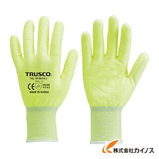トラスコ中山 TRUSCO 耐切創手袋 レベル3 蛍光イエロー S TGL-5F981K-S TGL5F981KS 【最安値挑戦 激安 通販 おすすめ 人気 価格 安い おしゃれ 16200円以上 送料無料】