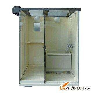日野 屋外用バスシャワー 浴槽付 NB-1515G NB1515G 【最安値挑戦 激安 通販 おすすめ 人気 価格 安い おしゃれ】