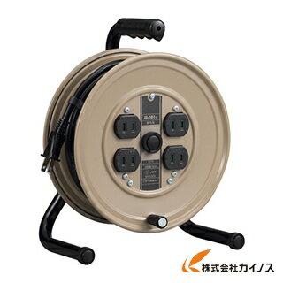 ハタヤHATAYAJSリール単相100V10mJS101JS-101JS−101小型屋内用コードリールコンセントリール電源電工ド