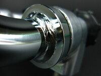 モンキー折りたたみしぼりハンドルバー2cmダウンNO2397
