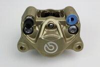 ブレンボキャリパーP23484mmゴールド新カニNO4995