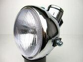 モンキーヘッドライトメーターセットクロームNO0061 モンキー ヘッドライト