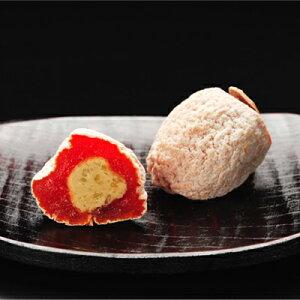 【季節商品】干し柿と栗きんとん 「木守柿」 6個入 中津川銘菓  お歳暮など贈り物に