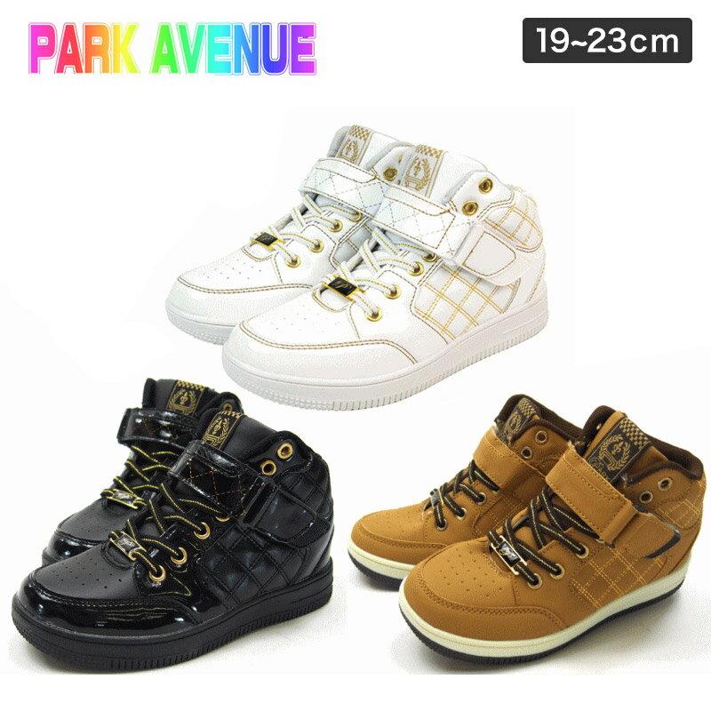 靴, スニーカー  PA-8132 PARK AVENUE 19cm 20cm 21cm 22cm 23cm