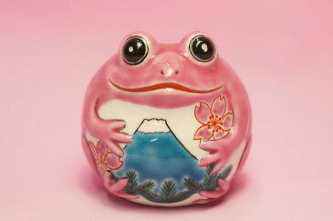 富士・桜 2.8号丸蛙