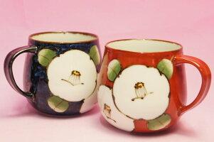 濃椿マグカップ