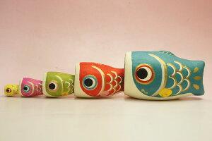 はりこーシカ(はりこーしか)鯉のぼり五月人形