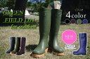 ミツウマ GフィールドL01 【長靴 スノーブーツ フィールドブーツ レインブーツ レディース グリーンフィールド メンズ】