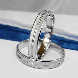 【結婚指輪:ペア価格】ライン入りプラチナ900マリッジリング/造幣局刻印【_包装】【smtb-TD】【saitama】