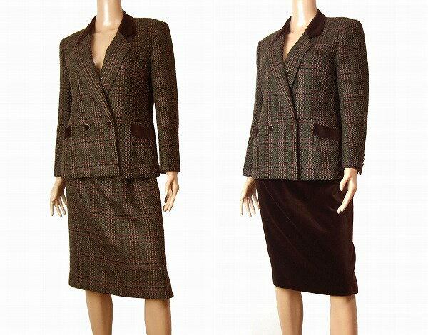 スーツ・セットアップ, スカートスーツ  Burberrys 9(M)