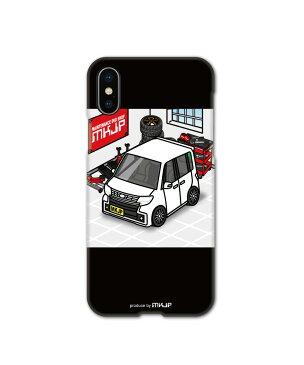 MKJP カスタムiPhoneケース ダイハツ タントカスタム LA600S