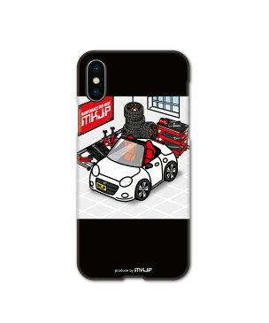 MKJP カスタムiPhoneケース ダイハツ コペンセロ LA400K